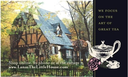 Lana's The Little House - Tea & Tour